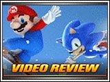 Mario &amp&#x3B; Sonic: Olympische Winterspiele - Sonic &amp&#x3B; Mario bekommen das winterliche Review