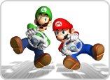Mario Kart Wii!!!! Ach ja, und PES 2008