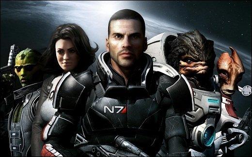 Mass Effect 3 - Angriff der Reaper im VGA Trailer