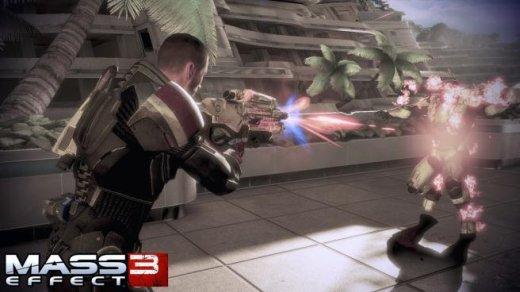 Mass Effect 3 - Sprachsteuerung nur auf Xbox 360