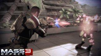 Mass Effect 3 - Umfangreiches Gameplay-Material aufgetaucht