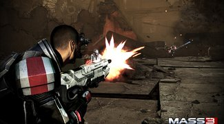 Mass Effect 3: Erstes Gameplay-Material vom Mars