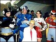 Mega Man Cosplay - Die verrücktesten Kostüme