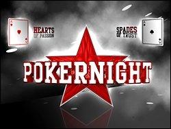 Meike Busch zu Gast in der Pokernight