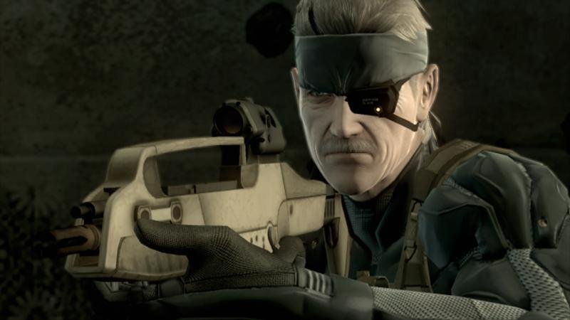 Metal Gear Solid 4: Trophäen-Patch ab sofort verfügbar