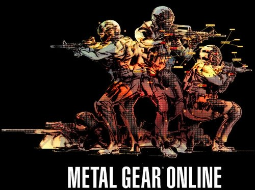 Metal Gear Online - Gene Expansion angekündigt