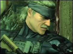 Metal Gear Solid 4 - Ist Snake zu fett?!