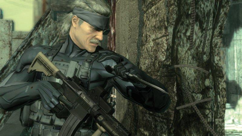 Metal Gear Solid 4: Anniversary Edition aufgetaucht