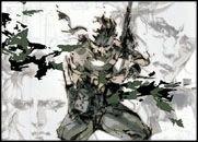 Metal Gear Solid- Geburtstagsgeschenk