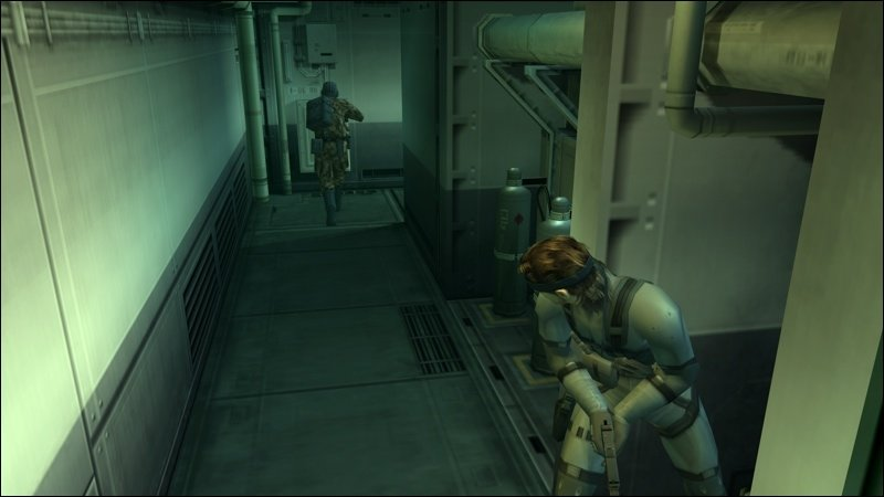 Metal Gear Solid HD Collection - Kommt auf der 360 auf 2 Discs