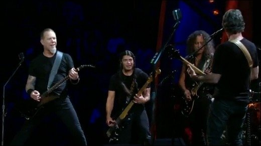 Metallica / Lou Reed - The View anhören - erster Vorbote vom gemeinsamen Album