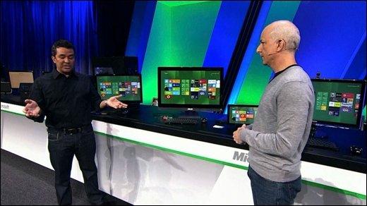Microsoft - BUILD: Microsoft lüftet Details zu Windows 8