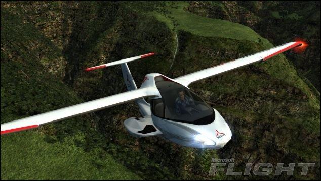 Microsoft Flight - Kommt im Frühling 2012 - kostenlos