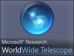 Microsoft gibt WorldWide Telescope frei