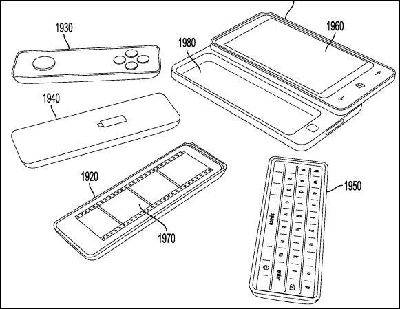 Microsoft - Patent für modulares Sliderphone eingereicht