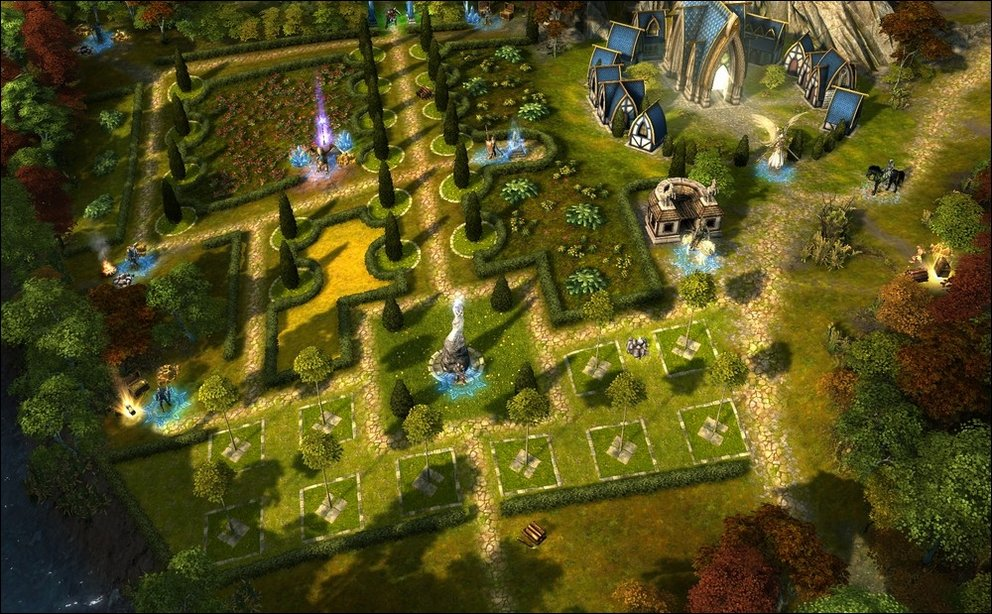 Might &amp&#x3B; Magic: Heroes VI - Der Gamescom-Trailer in voller Länge