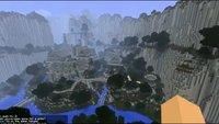 Minecraft goes Herr der Ringe - Minecraft-Fans bauen Mittelerde nach