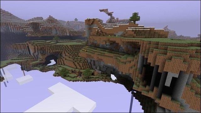 MineCraft - Höher hinaus mit dem neuen Update