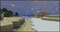 Minecraft - Regen und Schnee ab Patch 1.5
