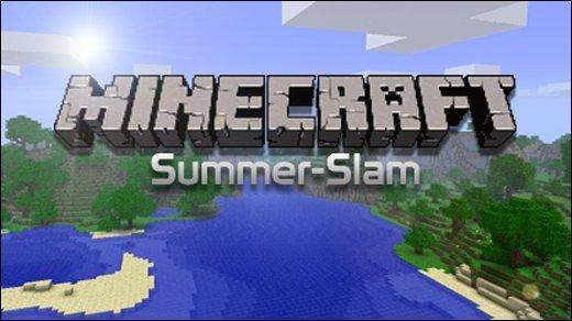 Minecraft Summer Slam - Der offizielle GIGA Minecraft-Server geht an den Start