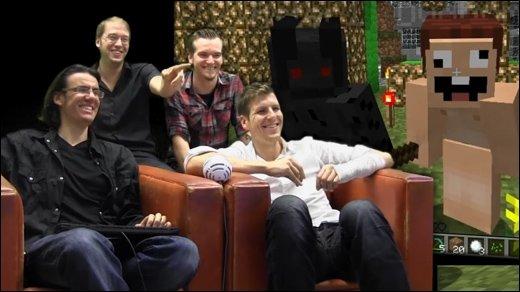 Minecraft Summer Slam - Greenville - Von Pixel-Nackedeis und Sanitäranlagen: Greenville Teil 1
