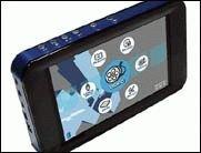 MobiNotes neuer portabler Mediaplayer beherrscht MPEG4 und DivX-on-Demand