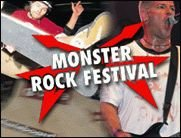 Monster Rocknight lockt mit genialem Lineup!