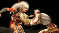 Mortal Kombat - Kratos in der PS3-Version