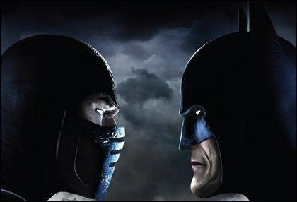 Mortal Kombat vs DC Universe  - Aufs Maul