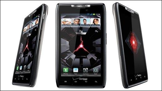 Motorola - Droid RAZR Smartphone und Fitness-Begleiter MotoACTV vorgestellt