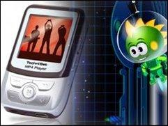 MP4 Player von Technisat und eine Runde Casual Games - MP4 Player von TechniSat und eine Runde Casual Games