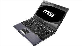 MSI X460 und X460DX - Schicke Alu-Notebooks mit 14&quot&#x3B; Display