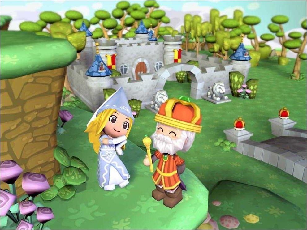 My Sims Kingdom - Mit Zauberstab zum Erfolg