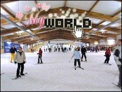 MyWorld geht auf die Piste!