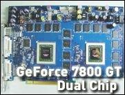 Nach SLI jetzt Dual-Chip - Neue GeForce 7800 GT in der Entwicklung