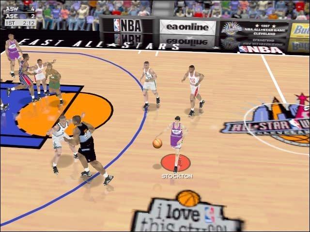 NBA Live 98 - Tipps der Redaktion