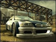 Need for Speed Most Wanted angerast