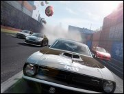 Need for Speed: ProStreet  - Vehicle Physics Trailer angefahren