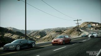 Need for Speed: The Run - Darum nutzt man die Frostbite Engine
