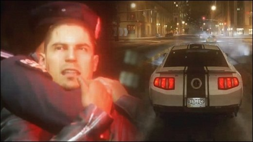 Need for Speed: The Run - Michael Bays Trailer