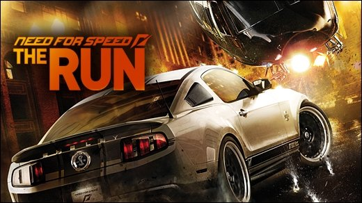 Need for Speed: The Run Test - Road Trip USA auf Speed