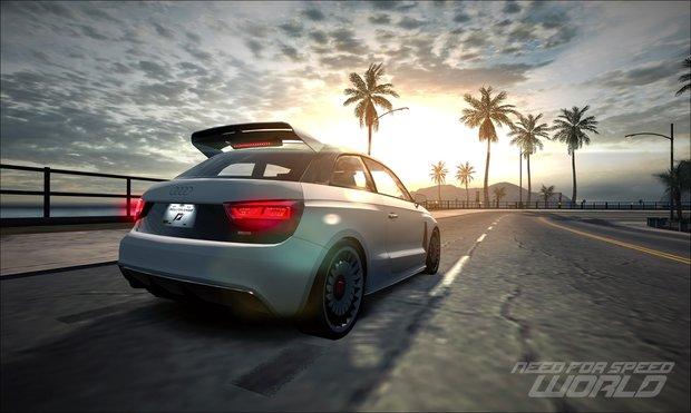 Need for Speed: World - Racing-MMO verzeichnet 5 Millionen registrierte User