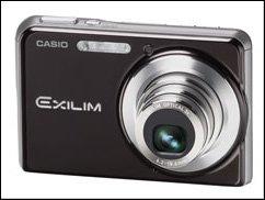 Neue Casio-Kameras schießen H.264-Video