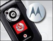 Neues Motorola UMTS-Handy