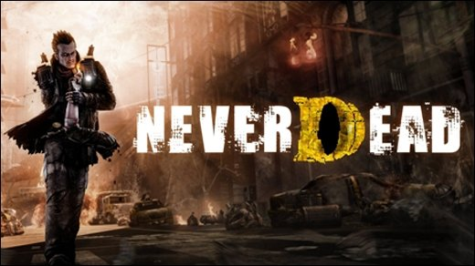 NeverDead Gameplay - GIGA Gameplay