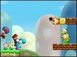 New Super Mario Bros. Wii - Yoshi und seine Freunde (Gameplay)