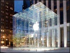 New York: Die iPhone-Schlange nimmt Formen an