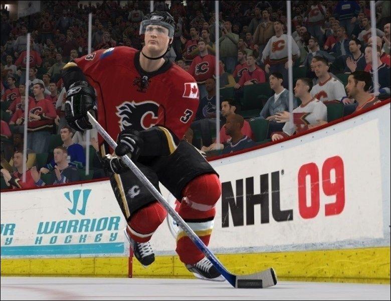 NHL 09 - Powerplay auf der 360!