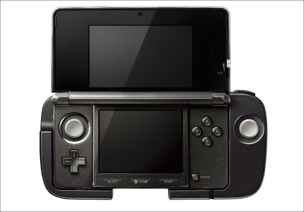Nintendo 3DS - Circle Pad Pro kommt am 27. Januar