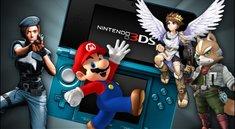 Nintendo 3DS Vorschau - Teil 2 - Resident Evil 3D, StarFox 64 3D, Kid Icarus & Super Mario
